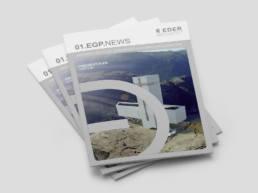 20-seitige Broschüre Eder Generalplaner