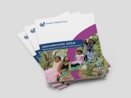 20-seitiger Jahresbericht Steyler Missionsprokur