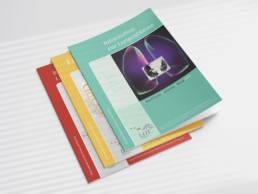 32-seitige Broschüren LOT Austria